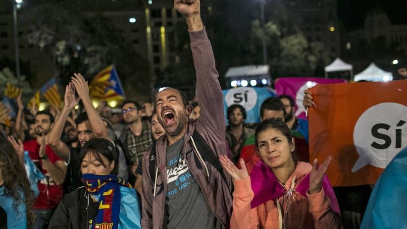 Referendum w Katalonii. Ekspertka: możliwa interwencja wojska