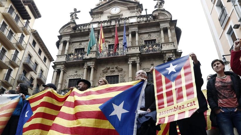 Hiszpania: gorąco przed referendum w Katalonii