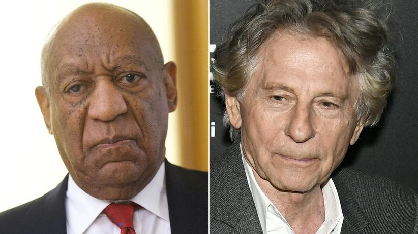 Bill Cosby, Roman Polański