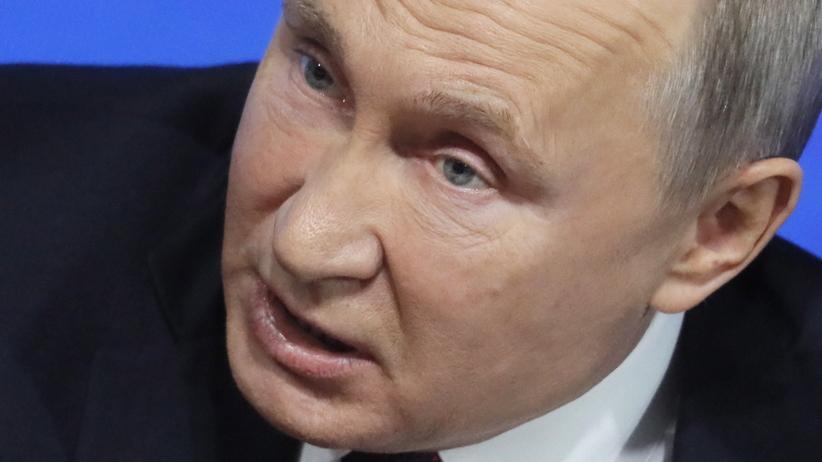 Putin straszy wojną nuklearną?