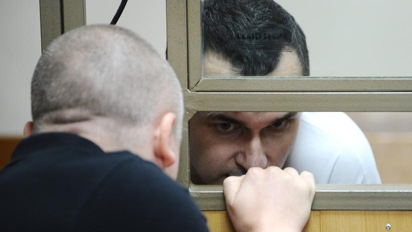 Oleg Sencow prowadzi głodówkę