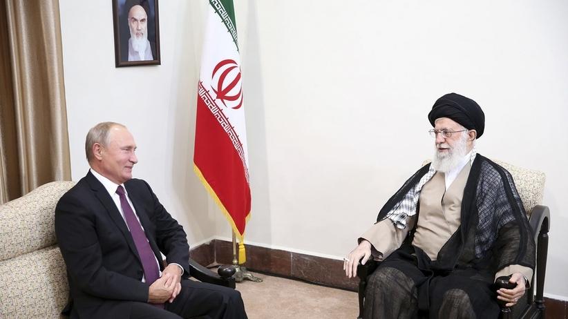 Rosja i Iran chcą powstrzymywać USA