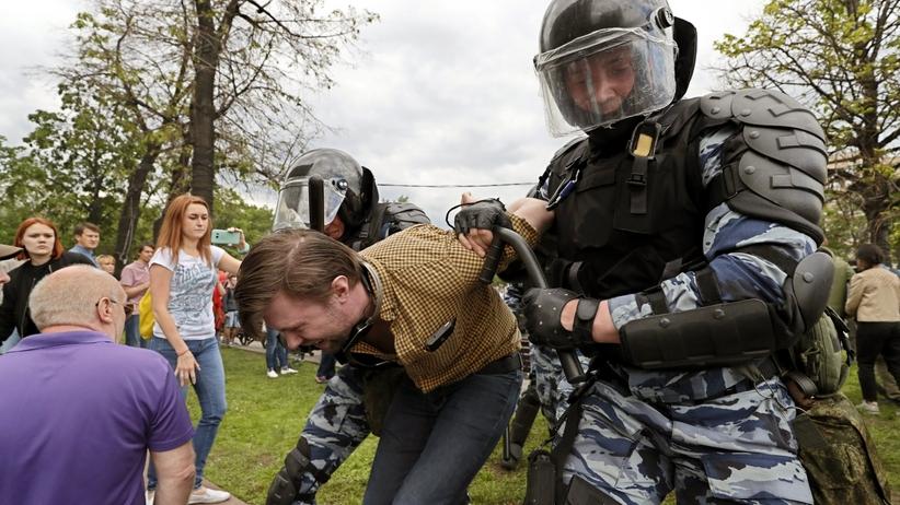 Startfor: protesty w Rosji przyniosą zmiany