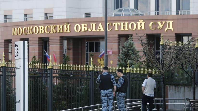 Rosja: Strzelanina w sądzie. Zginęło trzech oskarżonych o napady i zabójstwa