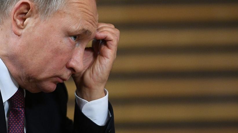 Rosja przeprowadzi test rakiety międzykontynentalnej do przenoszenia głowic nuklearnych