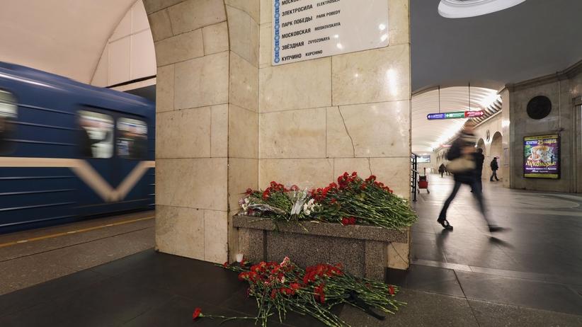 Rosyjskie media: wspólnicy zamachowca z Petersburga zatrzymani