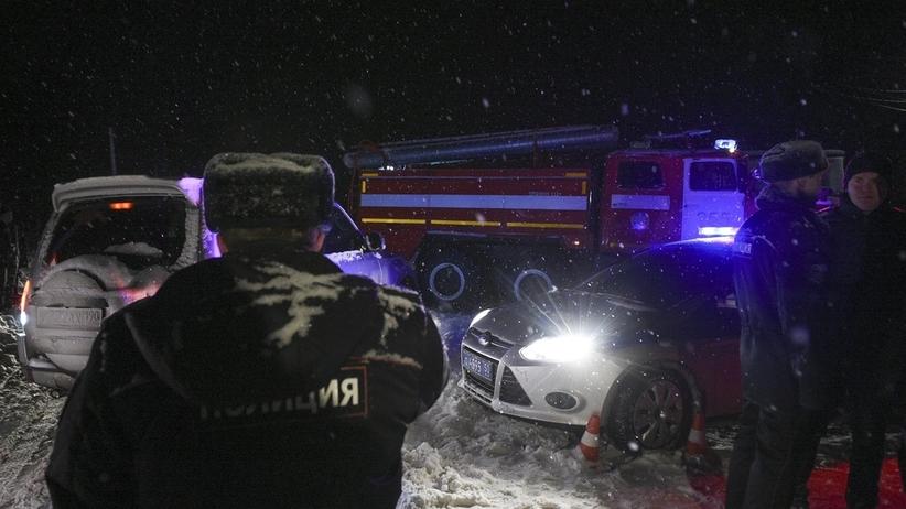 Rosja: Trzy wersje przyczyn katastrofy samolotu An-148