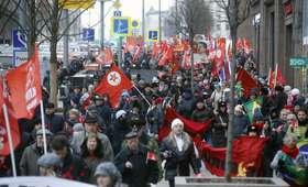 Rosja: Obchody rewolucji październikowej [FOTO]