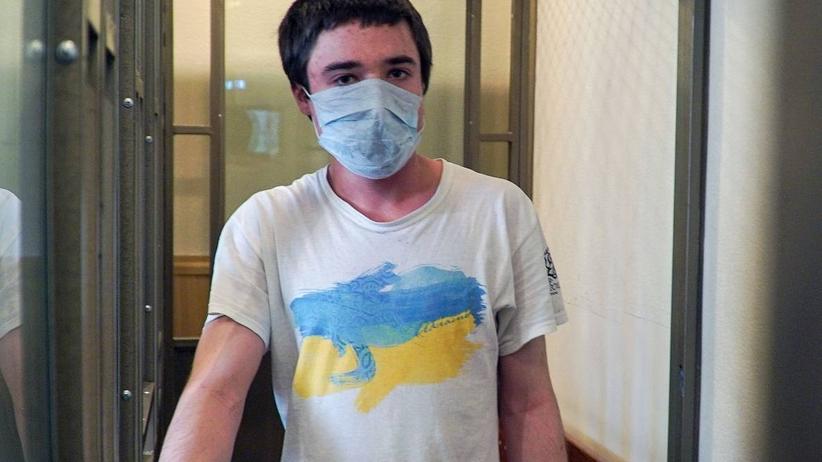 Student z Ukrainy skazany w Rosji na 6 lat kolonii karnej. Zaczyna głodówkę