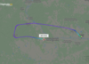 Próba porwania samolotu pasażerskiego. Pasażer zażądał zmiany trasy