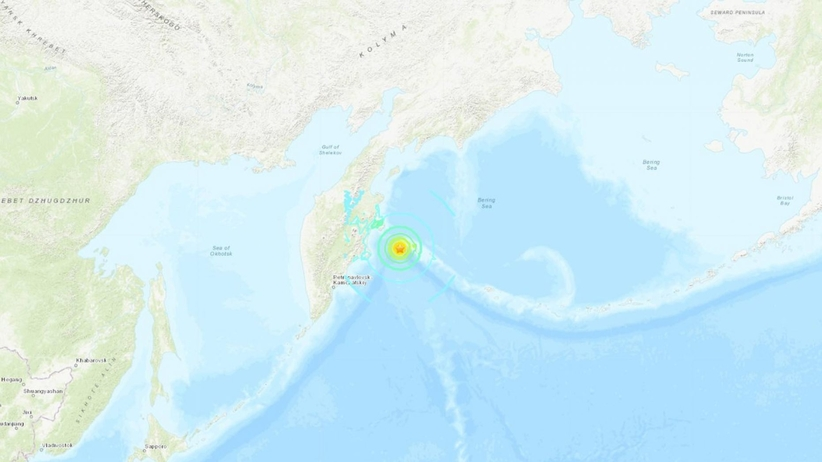 Silne trzęsienie ziemi o magnitudzie 7,3. Zagrożenie tsunami