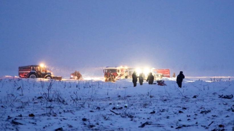 Oficjalnie: Nikt nie przeżył. Są zdjęcia z miejsca katastrofy An-148 [GALERIA]