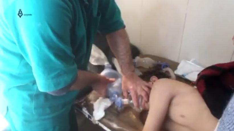 Rośnie liczba ofiar ataku chemicznego w Syrii