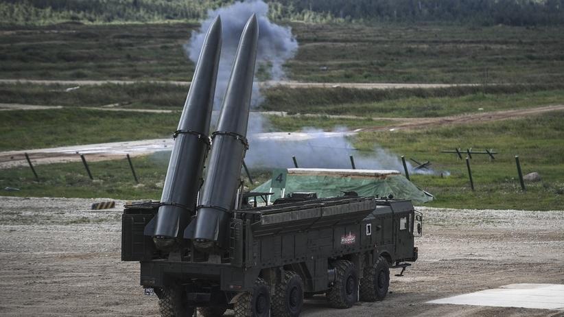 """Rosyjski dziennik: w razie konfliktu z USA rosyjskie rakiety zniszczą """"Fort Trump"""""""