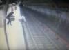 Tragedia w Bukareszcie. 25-latka wepchnięta pod pociąg [WIDEO]