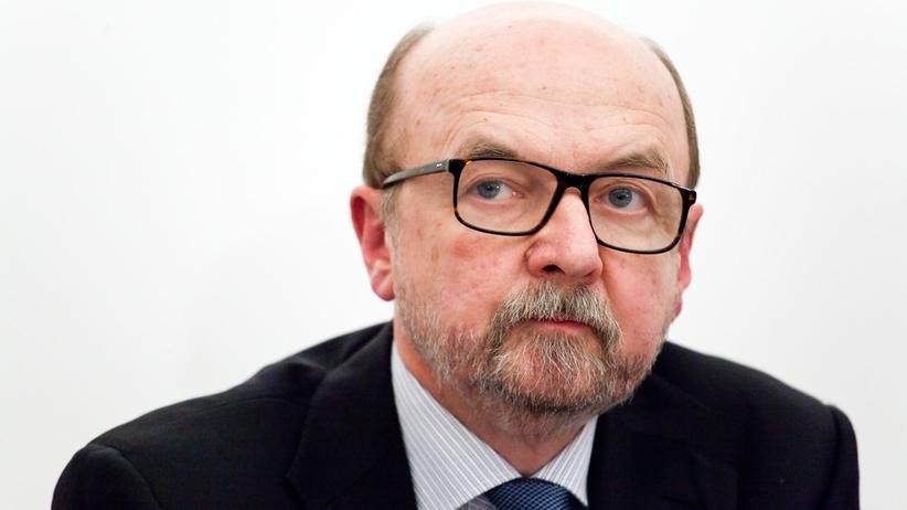 Ryszard Legutko: działania KE wobec Polski bezprawne. Opuścił debatę w PE [WIDEO]