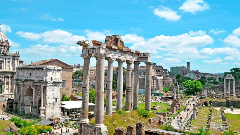 Rzymianie zmieniali meldunek, aby wyłudzić zapomogę dla ofiar trzęsienia ziemi
