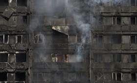 Sadiq Khan: Wielu zaginionych w związku z pożarem w Londynie