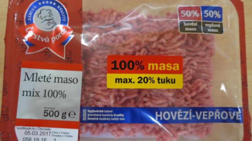 Salmonella w polskim mięsie sprzedawanym w czeskim Lidlu