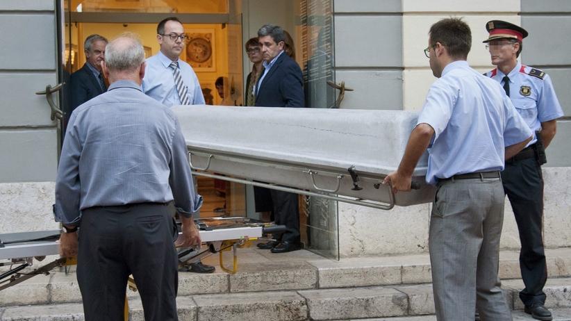 Salvador Dali ekshumowany. Wróżka twierdzi, że jest jego córką