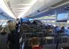 Samolot trząsł się przez dwie godziny. Pilot prosił pasażerów o modlitwę