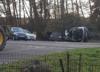 97-letni książę Filip miał wypadek. Na zdjęciach widać przewróconego Range Rovera [WIDEO]