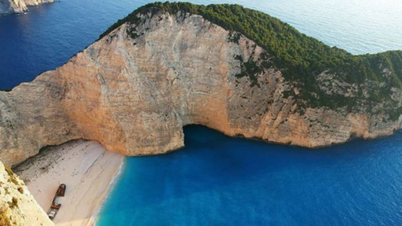 Seria pożarów na popularnej greckiej wyspie Zakinthos. Podejrzewają podpalacza