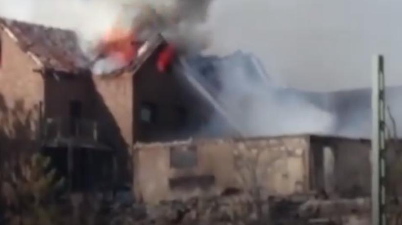 Pożar koło Bonn. Dziesiątki rannych