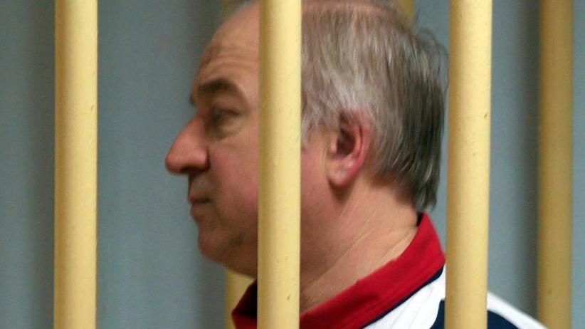 Siergiej Skripal zwolniony ze szpitala