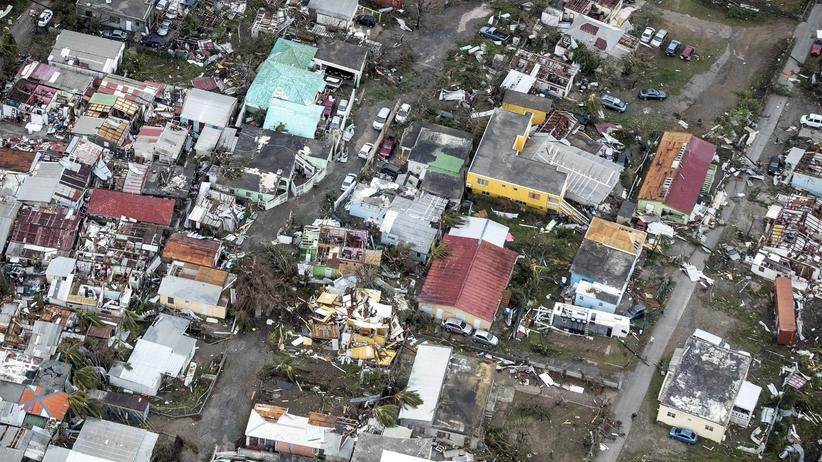 Polacy z Sint Maarten na Martynice. Proszą polskie służby o wsparcie