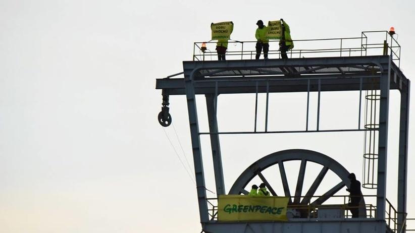 12 działaczy Greenpeace'u w areszcie