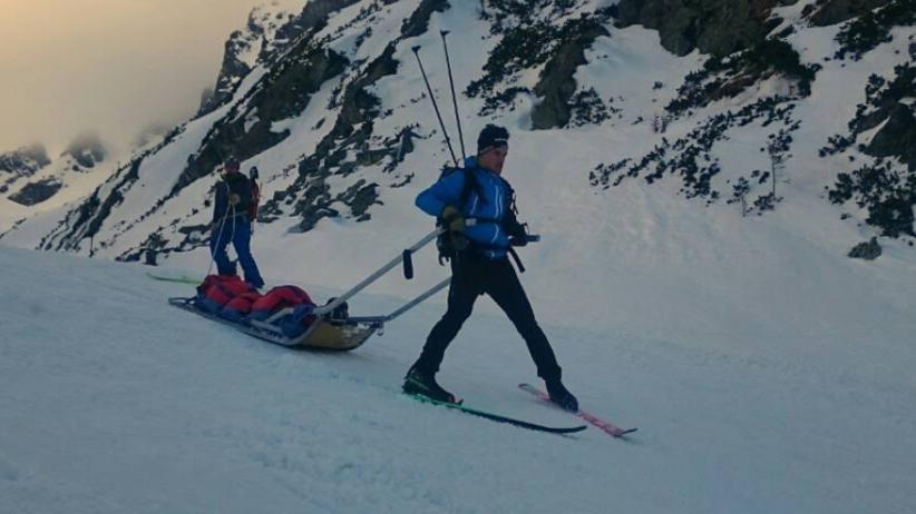 Wypadek w Wysokich Tatrach. Nie żyje polski turysta