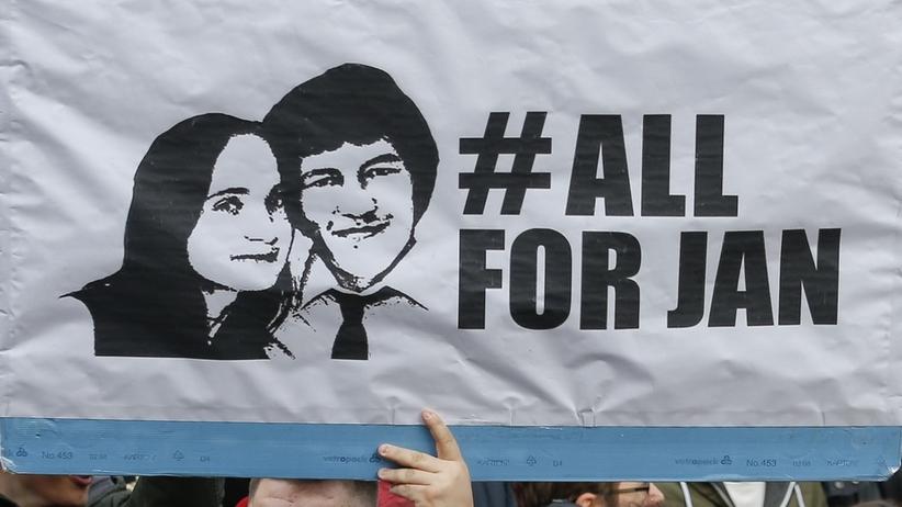 Słowacja. Śledczy zatrzymali podejrzanych w sprawie śmierci Jana Kuciaka