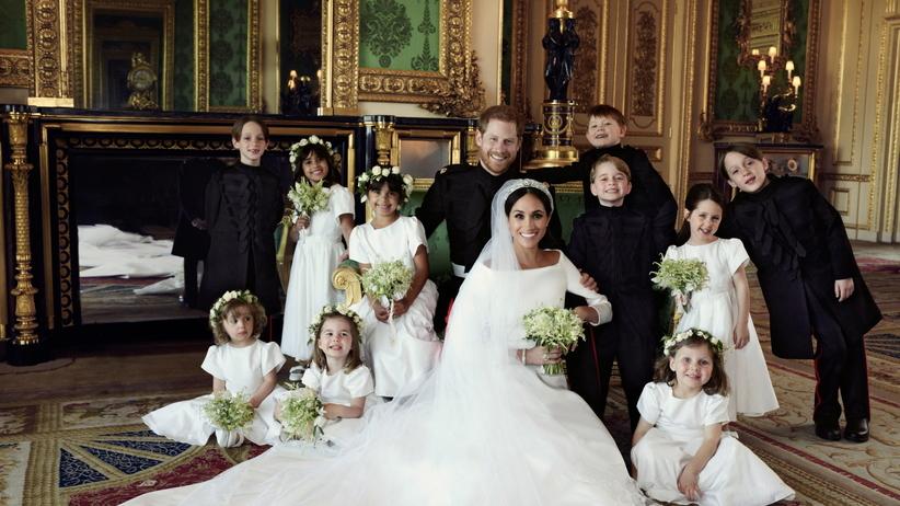 Ślub Harry'ego i Meghan