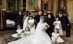 Na tym zdjęciu książęcej pary oddano hołd Dianie. Ważny szczegół [FOTO]
