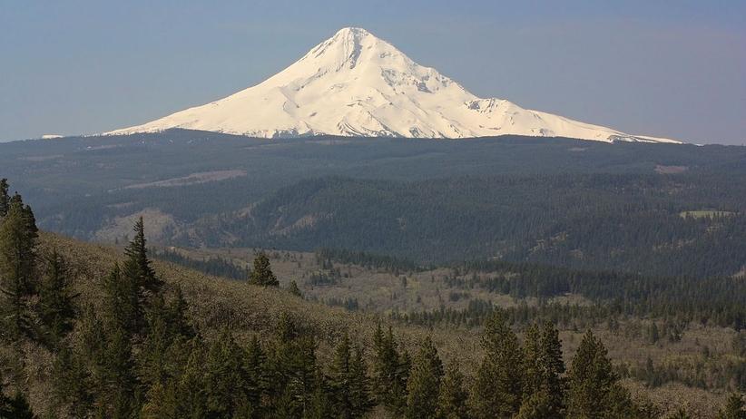 Dramat na Mount Hood. Zginął alpinista, wielu utknęło na szczycie