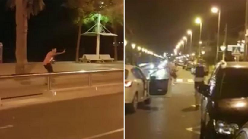 Sprawca zamachu w Barcelonie zastrzelony przez policjanta [WIDEO]