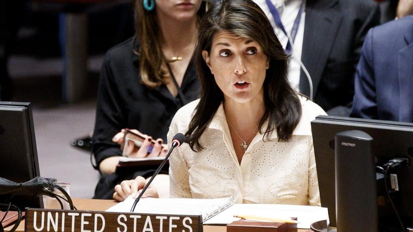 Stany Zjednoczone wystąpiły z Rady Praw Człowieka ONZ