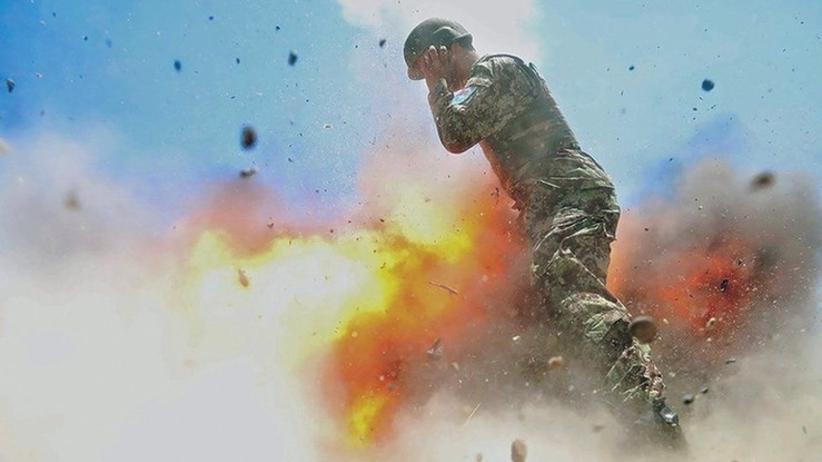US Army publikuje wstrząsającą fotografię. Tuż po jej wykonaniu wszyscy zginęli [FOTO]