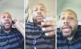 Nie żyje morderca, który opublikował zbrodnię na Facebooku