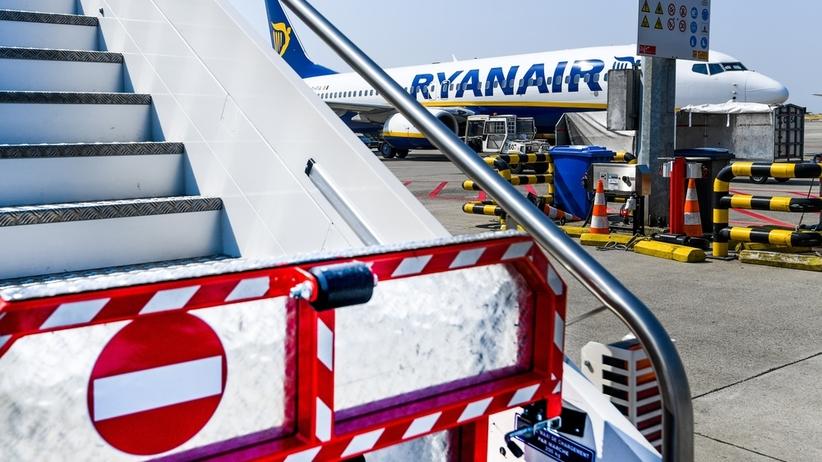 Strajk pilotów w Ryanairze