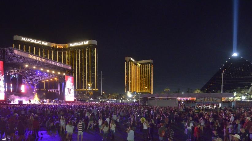 Największa strzelanina w historii USA. 50 zabitych i 200 rannych. Bilans strzelaniny w Las Vegas