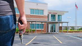 Strzelanina w szkole średniej. Napastnik popełnił samobójstwo