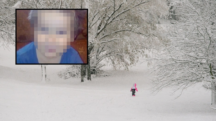 4-latek wyszedł z domu w środku nocy. Rano znaleziono go martwego