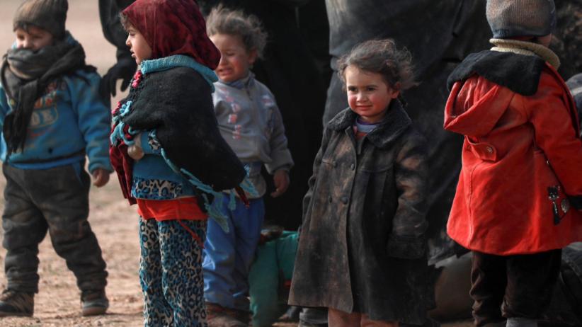 Dramat w syryjskim obozie. Nie żyje 29 dzieci i noworodków