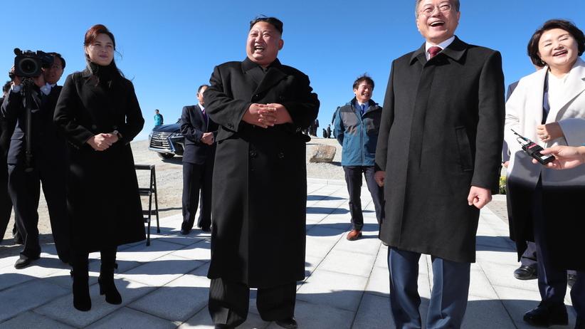 Szczyt przywódców obu Korei. Kim znów chce się spotkać z Trumpem