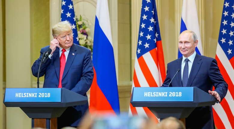 Trump: nie było żadnej zmowy z Putinem