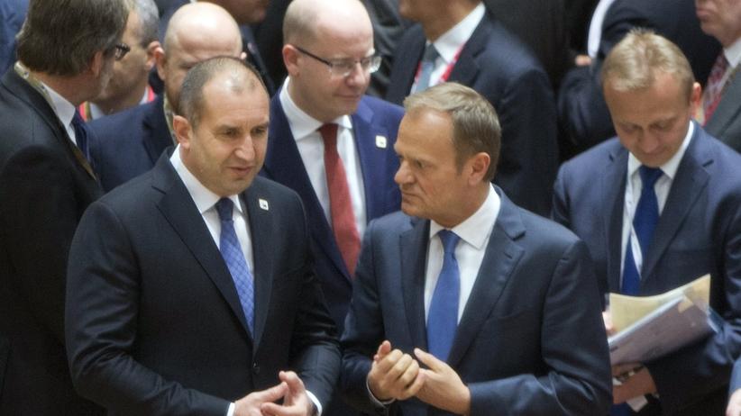 Szczyt UE-27 przyjął wytyczne do negocjacji ws. Brexitu