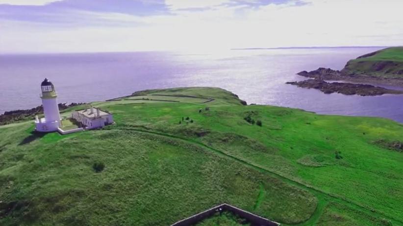 Szkocka wyspa wystawiona na sprzedaż. Może ją kupić każdy