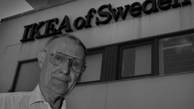 Nie żyje założyciel sklepów IKEA
